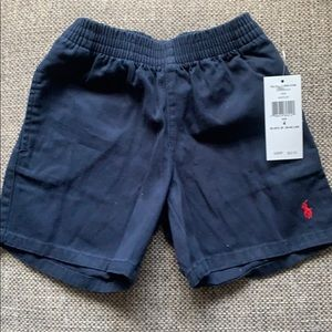 Boys shorts navy